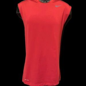 NWOT Nike Men's Red Performance Tank Top